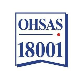 OHSAS18001职业健康安全体系亚博体育手机网页版